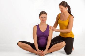gravid jóga
