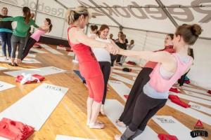 Reebo yoga tour 8