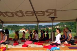 Reebok yoga tour 2