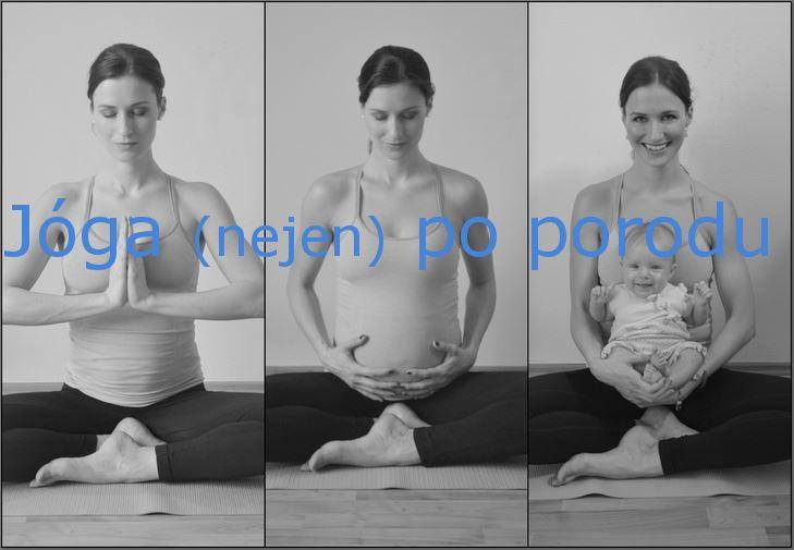 Joga nejen po porodu - uvodni foto