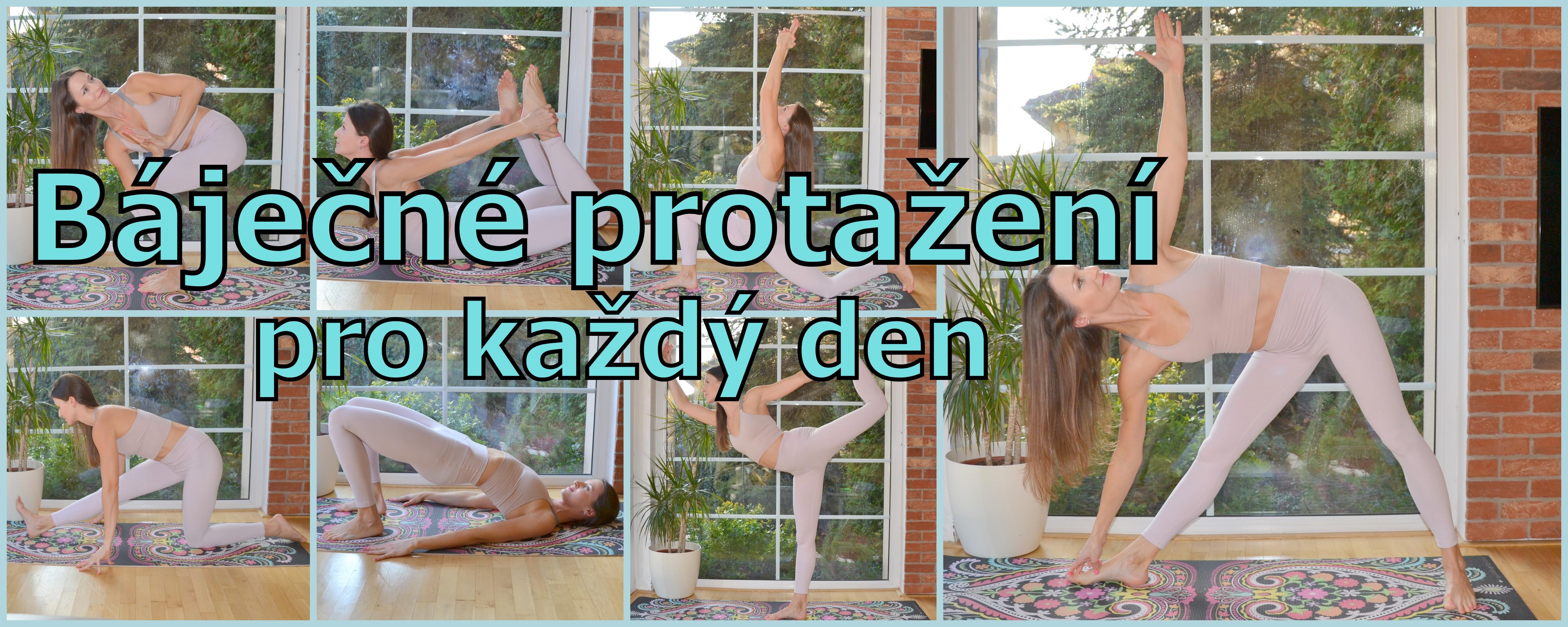 bajecne protazeni jóga